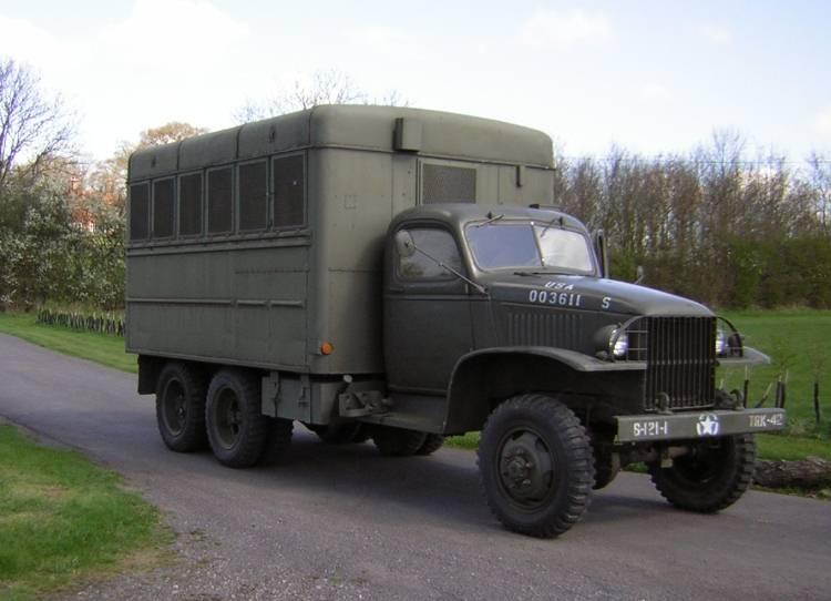 Gmc Truck For Sale >> Just purchased a CCKW comments welcomed - The GMC CCKW